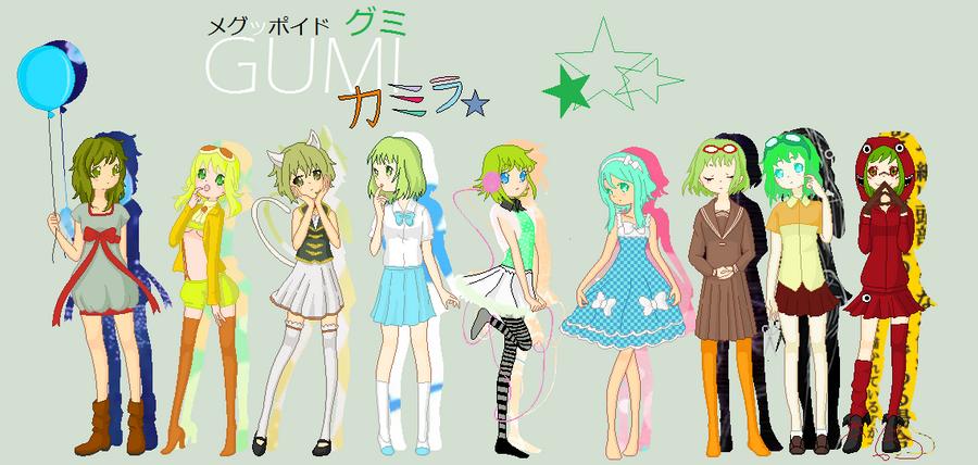 GUMI by Hi-Kamira
