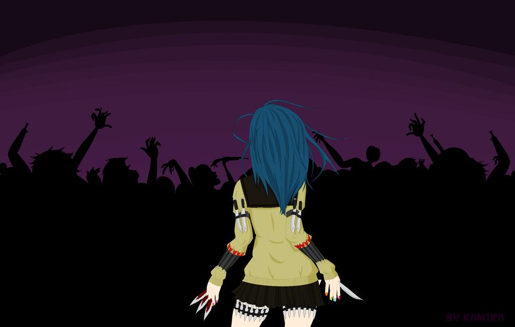 Dark Night by Hi-Kamira