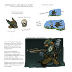 Otherwise Sheet: Orcs