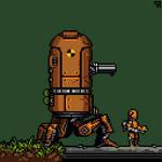 Pixel Dailies 4/9/14 Robotic