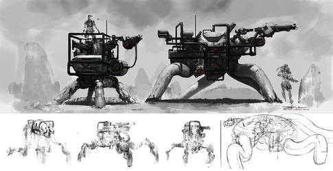 mech-explore_2 by Sprigaan