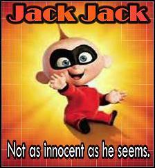 Jack Jack by SlapDashApathy by Incredibles-club