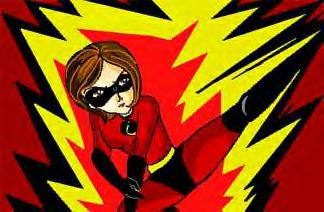 Elastigirl by Amelia-Nicole by Incredibles-club