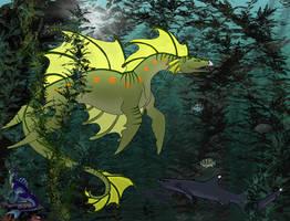 Dark Kelp by ChatLunatique