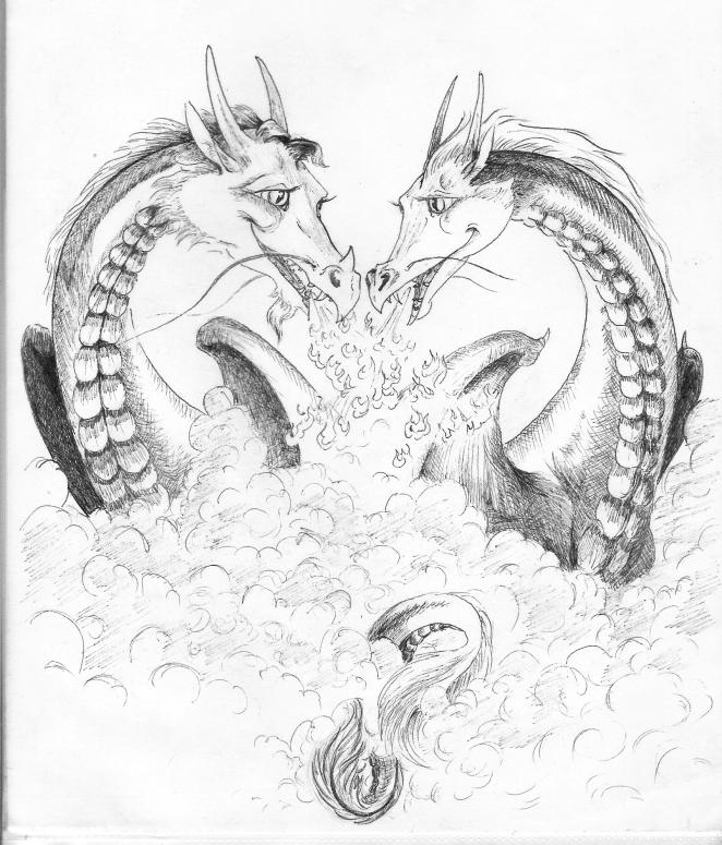 Dragon Valentine By ChatLunatique ...