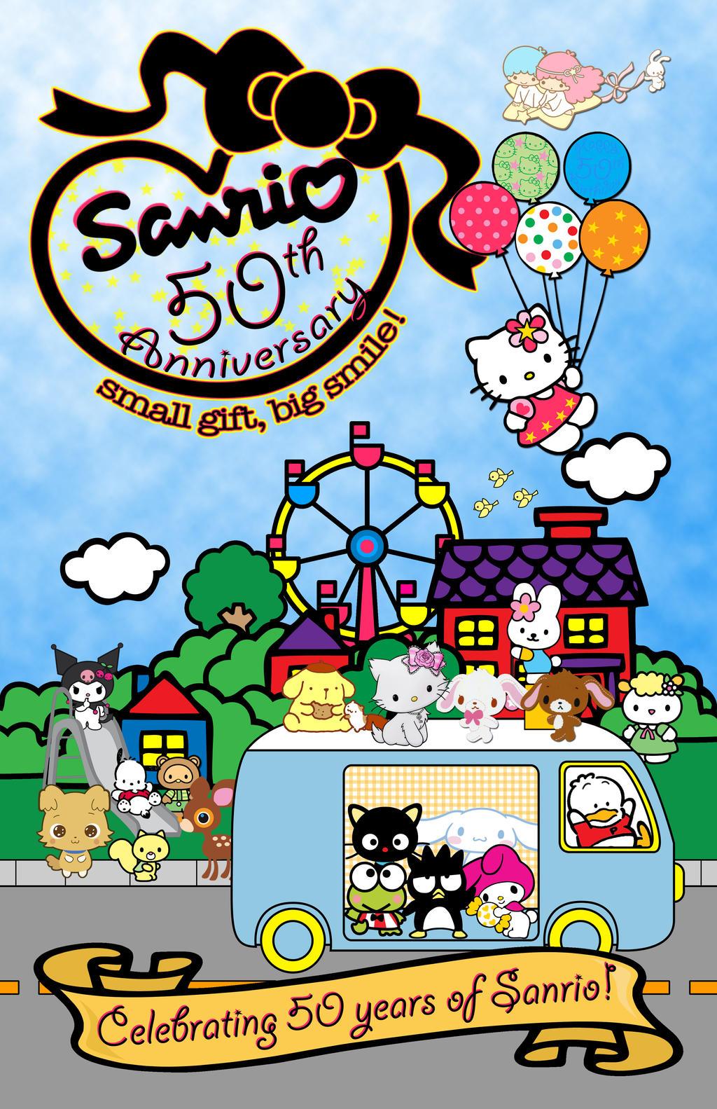sanrio 50th anniversary -#main