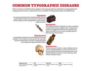 Type Diseases