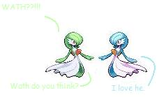 shiny gardevoir loves he by TailTehEeveelution