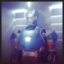 Iron Man: Iron Patriot