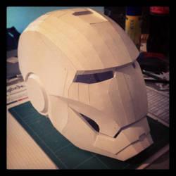 Iron Man Mark III Helmet