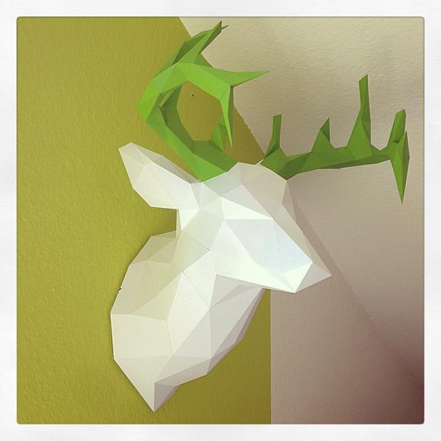 Deer Head by JouzuMania