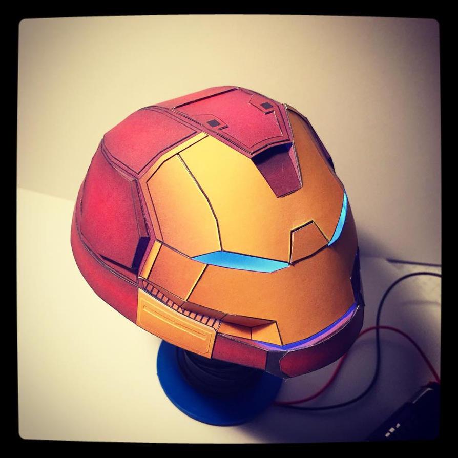 Iron Man: Hulkbuster (Avengers 2) by JouzuMania