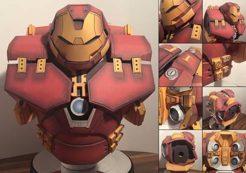 Iron Man Hulkbuster torso