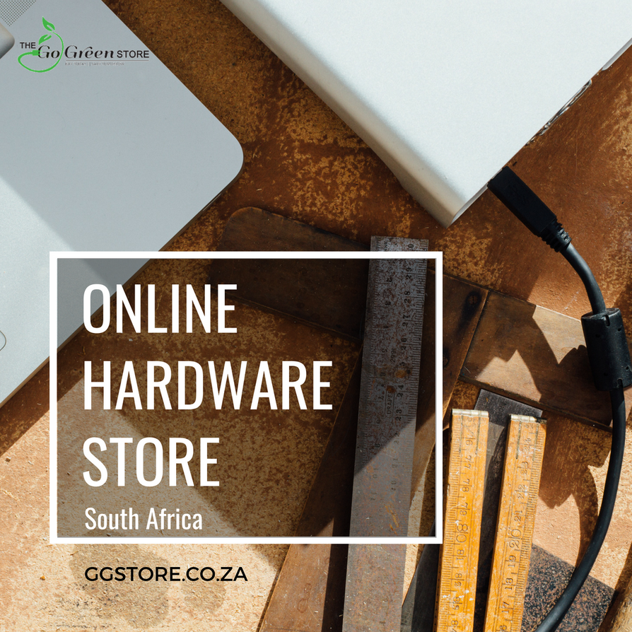 Online Hardware Store In South Africa by gogreenstoreza on DeviantArt