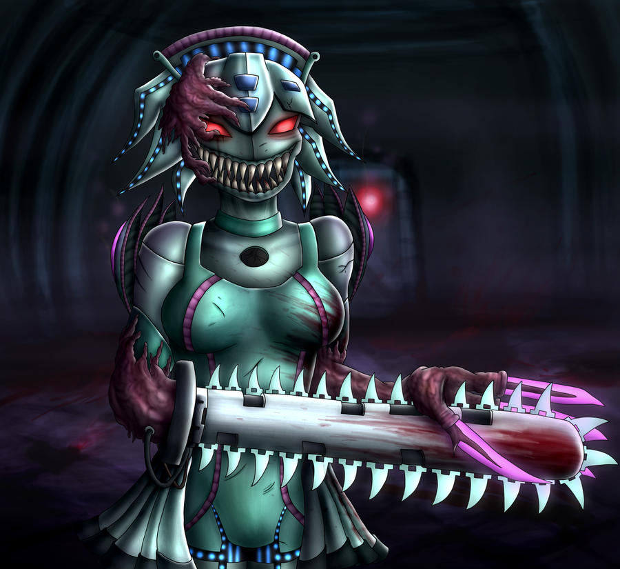 ITT: We post images of epic/stupid/disturbing Game/Manga/Anime images. - Page 4 PSO___DELcaseal_Shurikane_by_Sappel