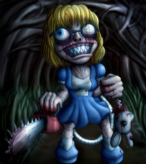 Alice in Chainsawland II