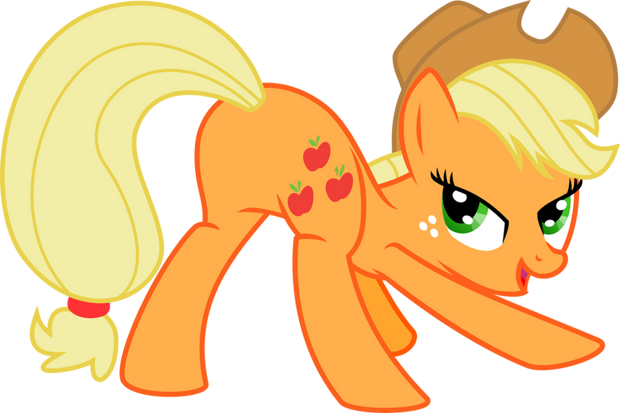 Applejack Clop Applejack plot by baka-neku