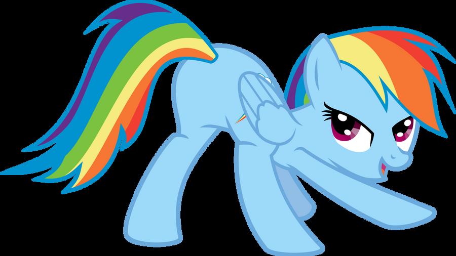 Rainbow Dash Plot by Baka-Neku