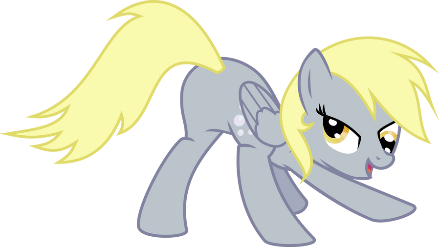 Derpy Plot by Baka-Neku