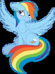 Rainbow Dash is Shy