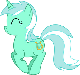 Lyra Jumping New by Baka-Neku