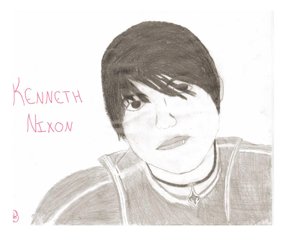 30 Dec 2012 Kenneth Nixon Sketch by writteninsane on DeviantArt