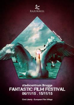 Poster Design (Razor Reel Festival)