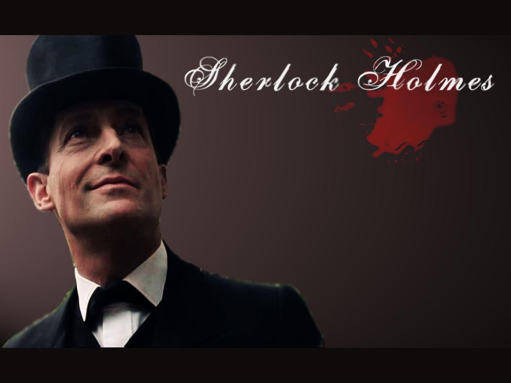 Sherlock Holmes - signature by Melwasul