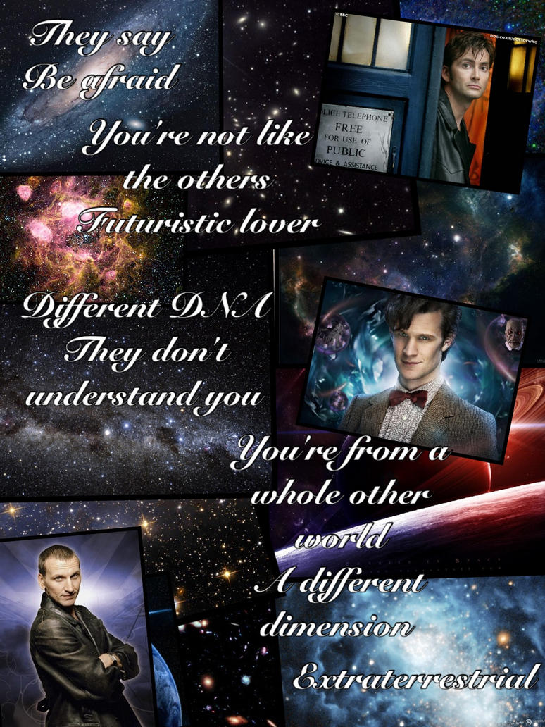 Doctor Who? by TacoDestroyerAvenger