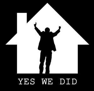 YES WE DID by GUDsine