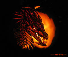 Esque pumpkin by rah-bop