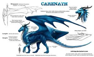 Carenath ref sheet