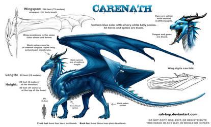 Carenath ref sheet by rah-bop