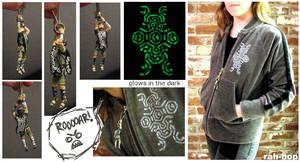 Colossal track jacket by rah-bop
