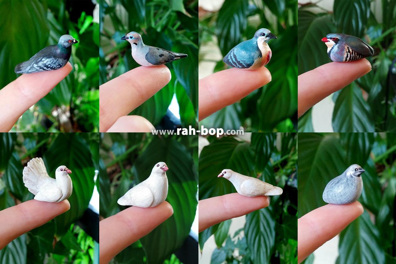 Hatoful Boyfriends