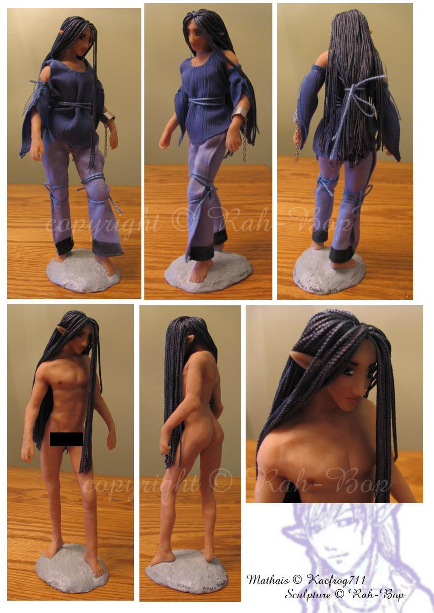 Mathais figurine by rah-bop