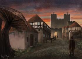 Morrowind: Pelagiad by M88Dragonfire