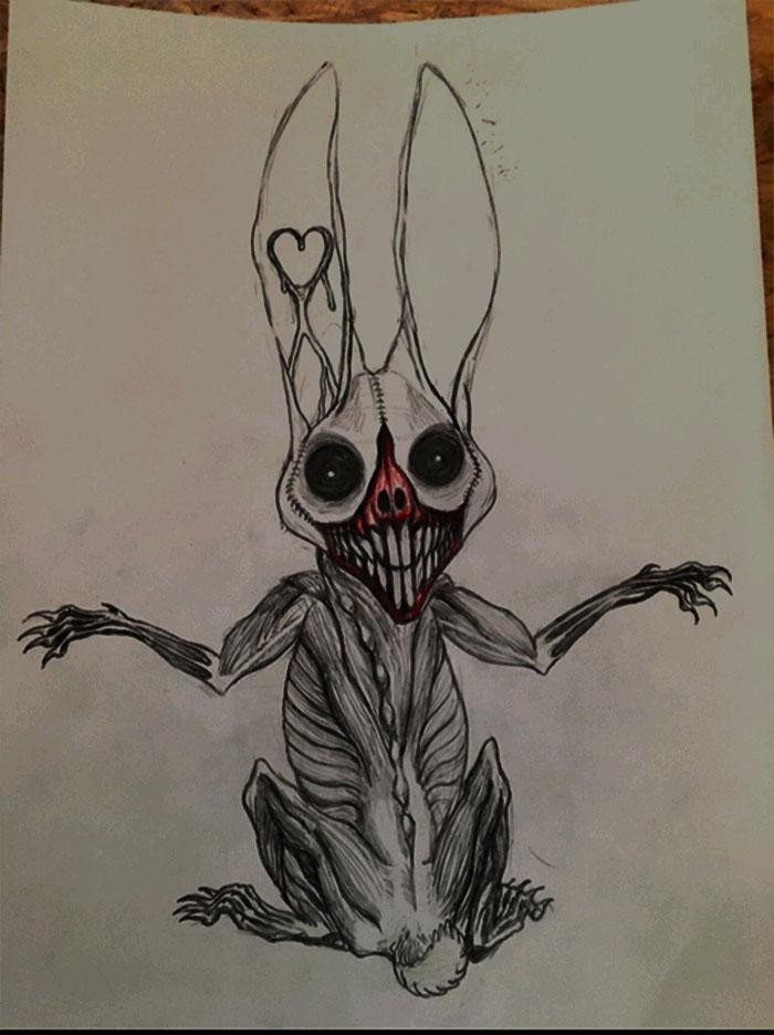 bunny by Beott