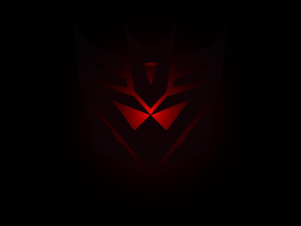 decepticon logo wallpaper android