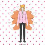 The Yaoi fox boy