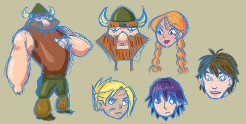 Random sketches 2