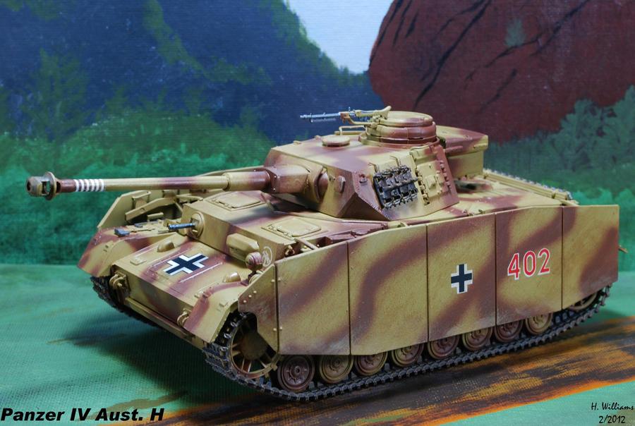 Panzer IV H with Schurzen skirts 1 by 12jack12