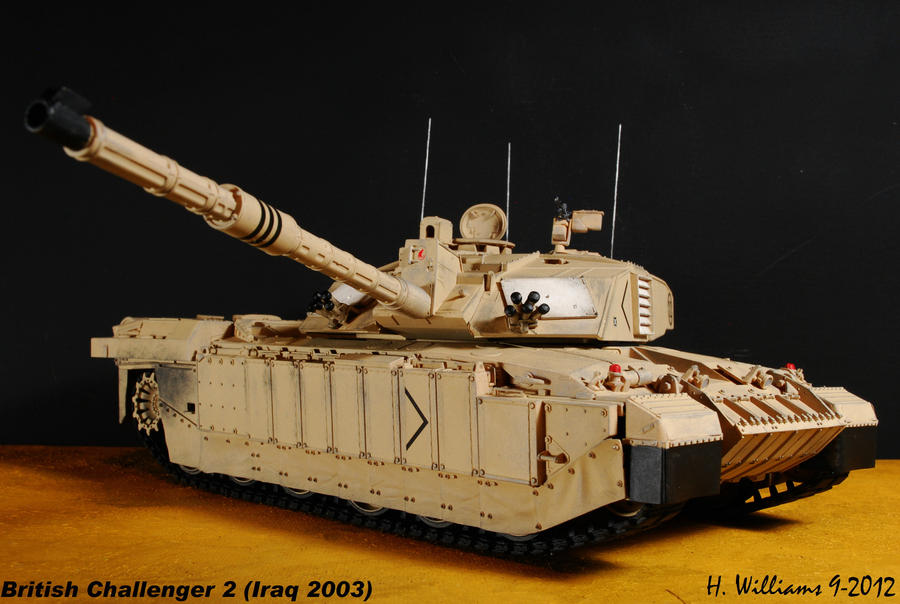 British Challenger 2 by 12jack12
