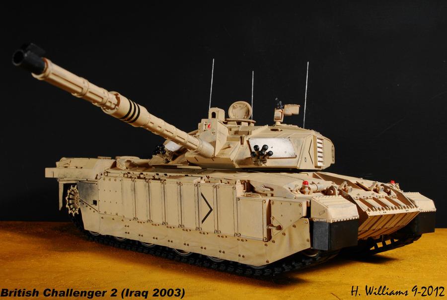 British Challenger 2 by 12jack12