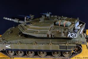 Merkava Mk.IV Top by 12jack12