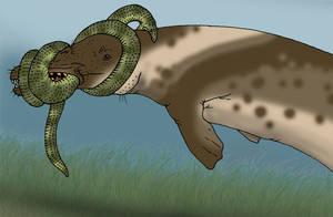 Serpent VS Serpent