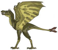 BBFT - Dracornis by Pristichampsus