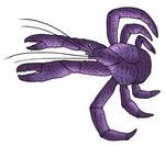 Skull Island Bestiary - Giant Robber Crab