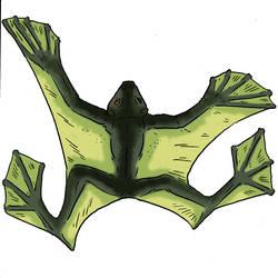 Skull Island Bestiary - Frobatt