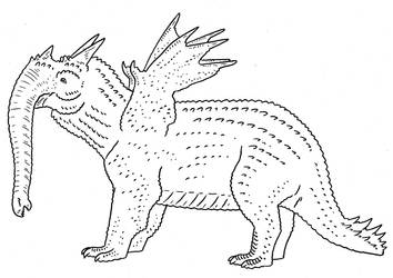 Zmay - Cedar Dragon by Pristichampsus